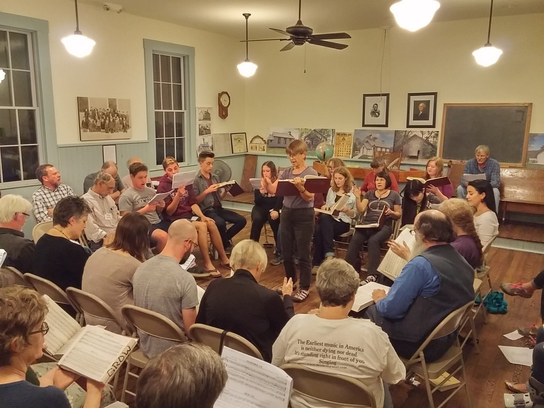 What to Expect - State College Sacred Harp